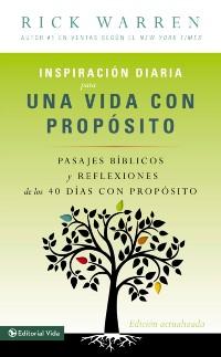 Cover Inspiracion diaria para una vida con proposito