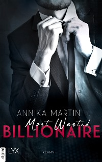 Cover Most Wanted Billionaire