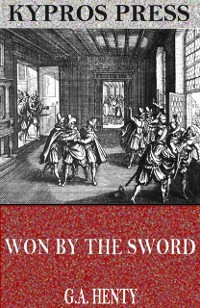 Cover Won by the Sword: A Tale of the Thirty Years' War