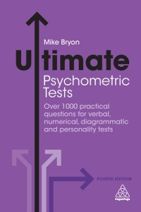 Cover Ultimate Psychometric Tests