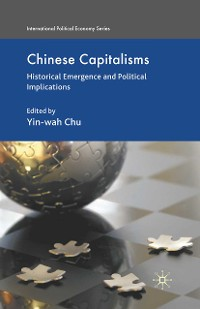 Cover Chinese Capitalisms