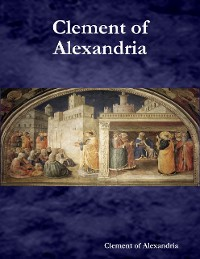 Cover Clement of Alexandria