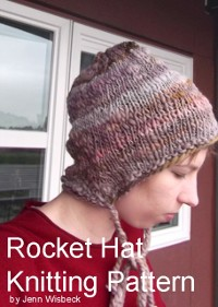 Cover Rocket Hat Knitting Pattern