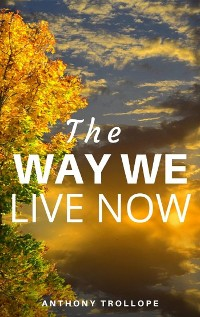 Cover The Way We Live Now