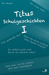 Cover Titus Schulgeschichten I