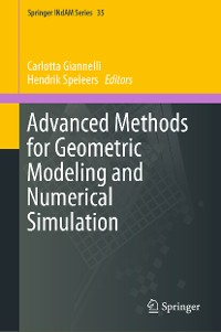 Cover Advanced Methods for Geometric Modeling and Numerical Simulation