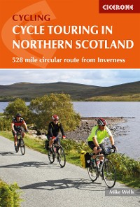 Cover Cycle Touring in Northern Scotland