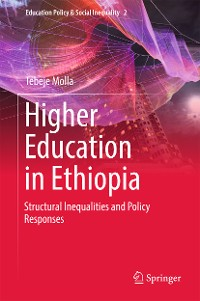 Cover Higher Education in Ethiopia