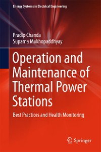 Cover Operation and Maintenance of Thermal Power Stations