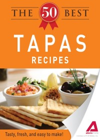 Cover 50 Best Tapas Recipes