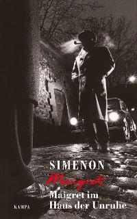 Cover Maigret im Haus der Unruhe