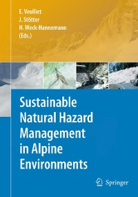 Cover Sustainable Natural Hazard Management in Alpine Environments