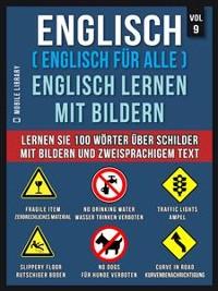 Cover Englisch ( Englisch für alle ) Englisch Lernen Mit Bildern (Vol 9)