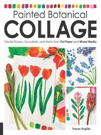 Cover Painted Botanical Collage