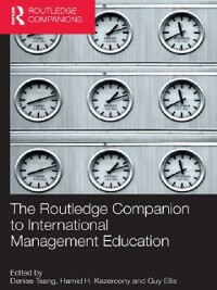 Cover Routledge Companion to International Management Education
