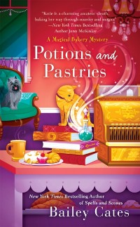Cover Potions and Pastries