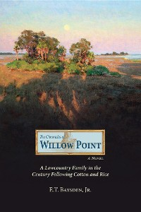 Cover The Chronicles Of Willow Point