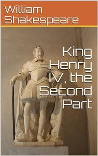 Cover King Henry IV, Second Part