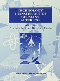 Cover Technology Transfer out of Germany after 1945