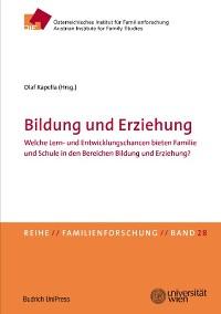 Cover Bildung und Erziehung