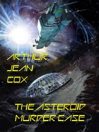 Cover The Asteroid Murder Case