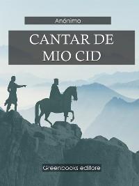 Cover Cantar De Mio Cid