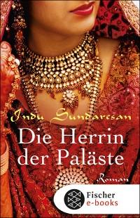 Cover Die Herrin der Paläste