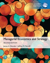 Cover Managerial Economics and Strategy, Global Edition