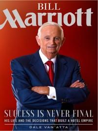 Cover Bill Marriott
