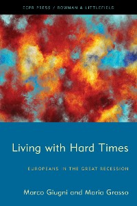 Cover Living with Hard Times