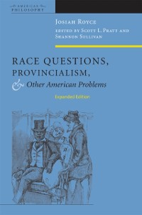 Cover Race Questions, Provincialism, and Other American Problems