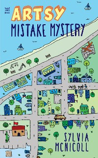 Cover The Artsy Mistake Mystery