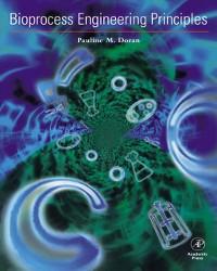 Cover Bioprocess Engineering Principles