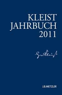 Cover Kleist-Jahrbuch 2011