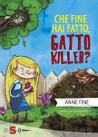 Cover Che fine ha fatto, gatto killer?