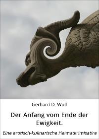 Cover Der Anfang vom Ende der Ewigkeit.