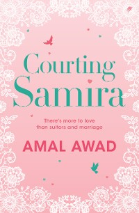 Cover Courting Samira