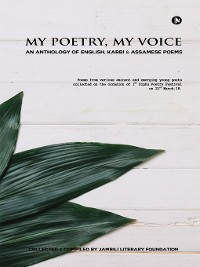 Cover My Poetry, My Voice