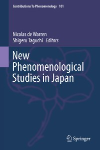 Cover New Phenomenological Studies in Japan