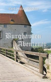 Cover Burghausen Abenteuer