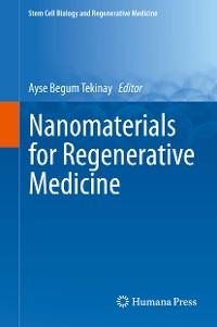 Cover Nanomaterials for Regenerative Medicine