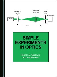 Cover Simple Experiments in Optics
