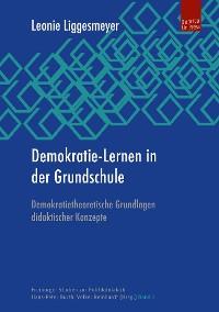 Cover Demokratie-Lernen in der Grundschule
