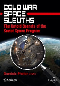 Cover Cold War Space Sleuths