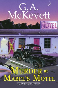 Cover Murder at Mabel's Motel