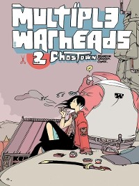 Cover Multiple Warheads (2018), Book 2