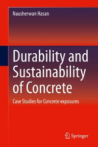 Cover Durability and Sustainability of Concrete