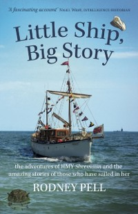Cover Little Ship, Big Story