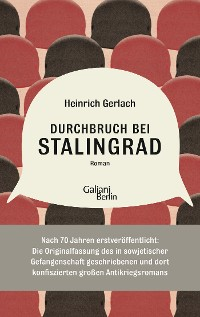 Cover Durchbruch bei Stalingrad