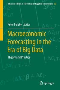 Cover Macroeconomic Forecasting in the Era of Big Data